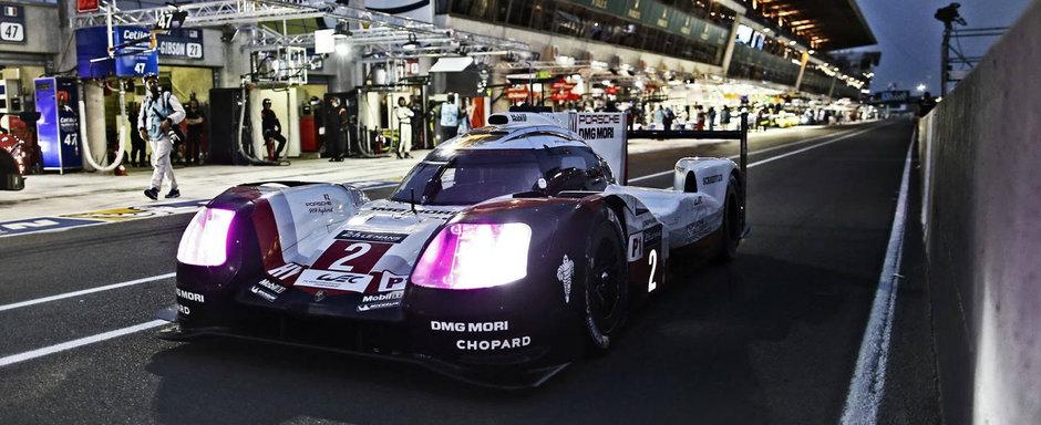 Dominatia germana continua la Le Mans. Porsche a castigat legendara cursa de anduranta