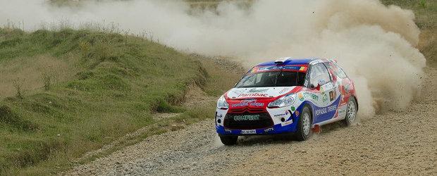 Doua podiumuri noi pentru Bacau Rally Team