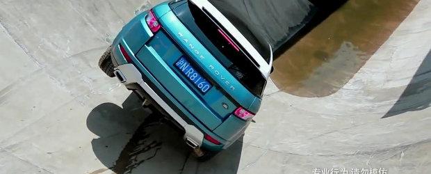 Dovada ca Range Rover Evoque e mai mult decat un simbol al statutului social