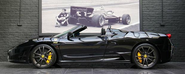 Dovada ca si acum este o masina extrem de apreciata. Pretul cerut pe acest Ferrari 430 Scuderia 16M