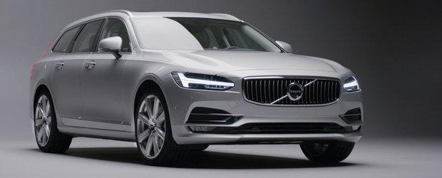 Dovada ca Volvo face cel mai tare break pe care banii il pot cumpara
