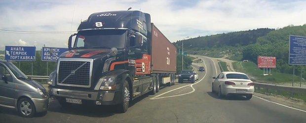 Dovada ca Volvo face cele mai bune sisteme de franare