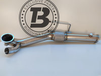 Downpipe VW Golf 5, Golf 6 GTI 2.0 K03 (03-12)