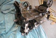 Drag race exploziv cu Honda CRX