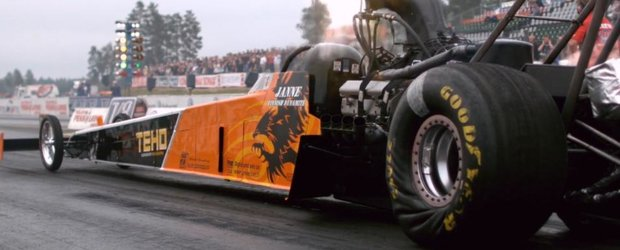Drag Racing extrem in slow-motion - absolut incredibil!