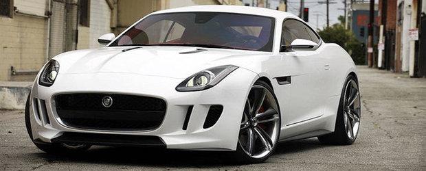 Dragoste la prima vedere. Noi imagini cu conceptul Jaguar C-X16