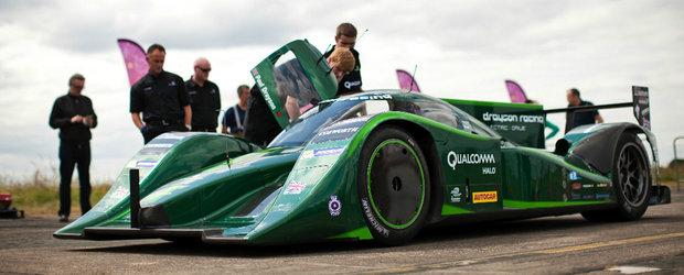 Drayson si recordul mondial de viteza cu pneuri Michelin Le Mans