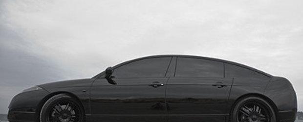 Dressed In Black Citroen C6