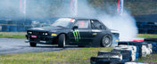 Romanii care au facut spectacol in Austria, la prima etapa de drift King of Europe