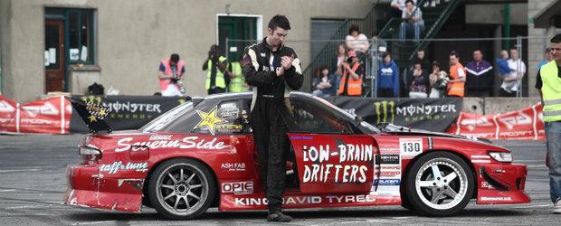 Drift Grand Prix: James Deane, intr-un film de prezentare plin de drifturi si adrenalina