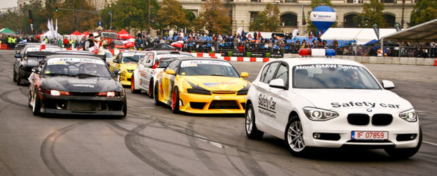 Drift Grand Prix of Romania - Cine ai fi vrut sa castige competitia?