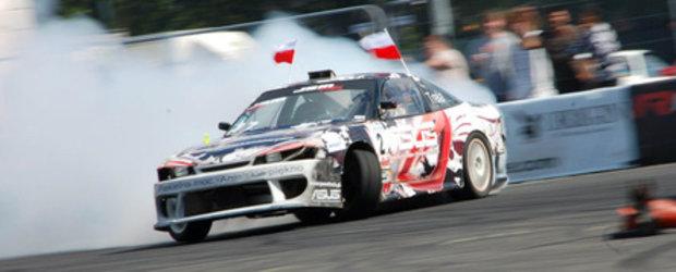 Drift Grand Prix of Romania - drifterii din echipa Poloniei