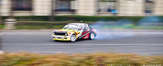 Drift Grand Prix of Romania, vazut de echipa din Polonia