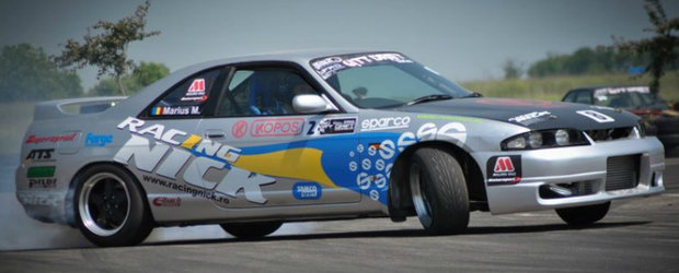 Drift Grand Prix: Racing Nick va incalta si va descalta toate masinile de drift