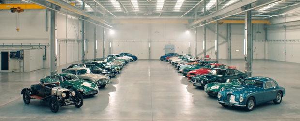 Drifturi cu masini in valoare totala de peste 76 de milioane de euro