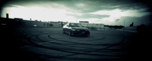 Drifturi spectaculoase cu Nissan 200SX S14