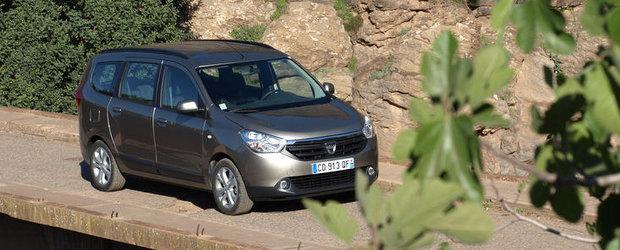 Drive test Dacia Lodgy - Imbatabila, un succes garantat