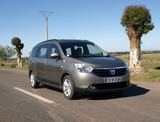Drive test Dacia Lodgy