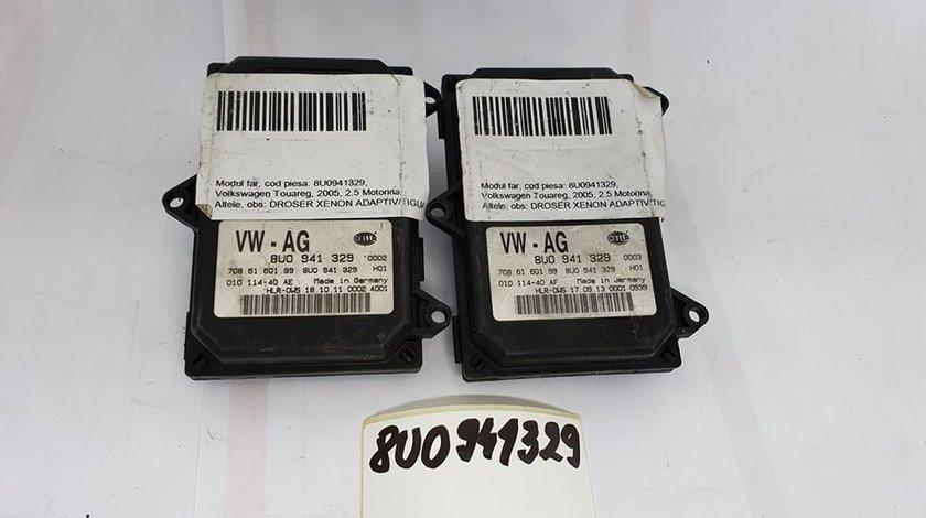 Droser adaptiv Vw Touareg / Tiguan / EOS / Audi Q3 / Skoda Superb cod 8U0941329 an 2010-2018