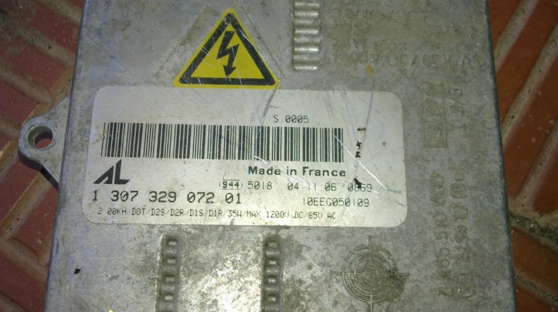 Droser balast xenon bosch al 1 307 329 072 01