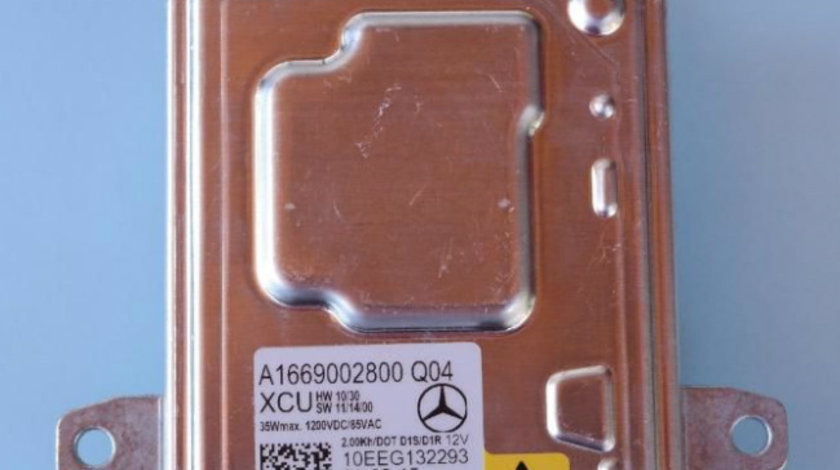 Droser, Balast Xenon Original, Echipare Fabrica 35W D1S, D1R Mercedes ML W166 AL Bosch 130732931215
