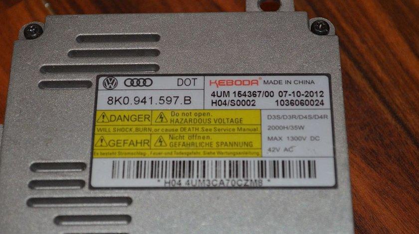 Droser unitate control xenon Audi A1 A3 A4 A5 A6 A8 cod 8K0941597B