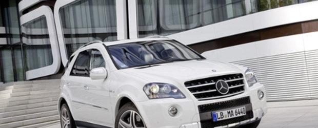 Drumul spre perfectiune: Mercedes ML63 AMG Facelift