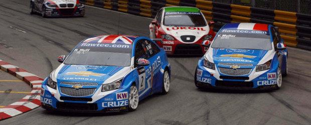 Dubla victorie Chevrolet in Campionatul Mondial de Turisme (WTCC)