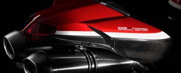 Ducati 1198 R Corse, de pe pista direct pe strazi