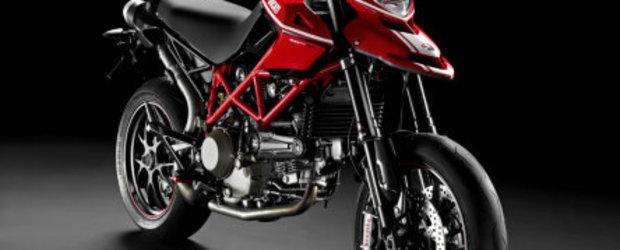Ducati Hypermotard 1100 EVO SP, de maine la EICMA Milano 2009