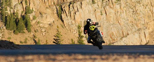 Ducati Multistrada 1200 - Record absolut la Pikes Peak, clasa Moto