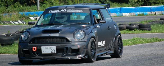DuelL AG R56 - Un Mini Cooper cu aroma japoneza