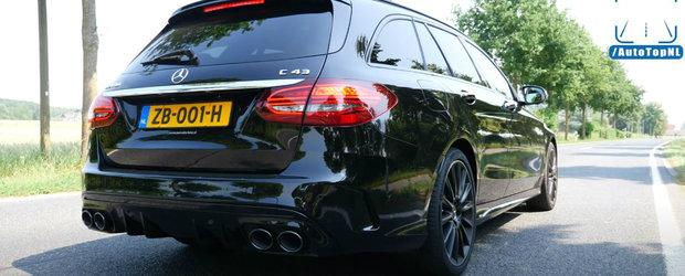 Duelul evacuarilor se da intre BMW M340i si Mercedes-AMG C43. Care suna mai bine?