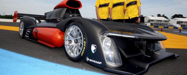 Dunlop anunta parteneriatul cu noul GreenGT