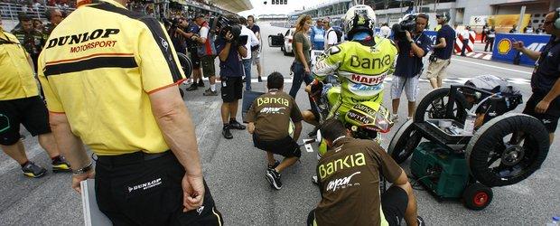 Dunlop introduce un nou tip de constructie a anvelopei la cursa Moto2 de la Sachsenring
