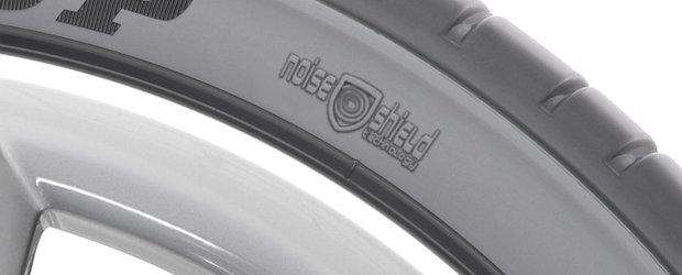 Dunlop propune pneuri silentioase cu un strat de spuma. Sa fie eficiente oare?