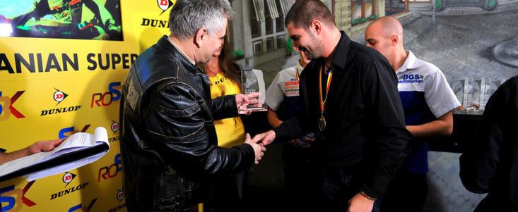Dunlop Romanian Superbike 2011 si-a premiat campionii