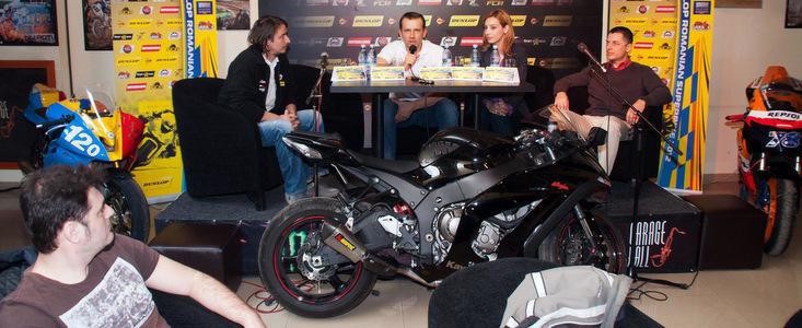 DUNLOP Romanian Superbike, start oficial in sezonul 2012