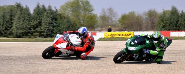Dunlop RoSBK 2012, intrecerea continua pe Hungaroring
