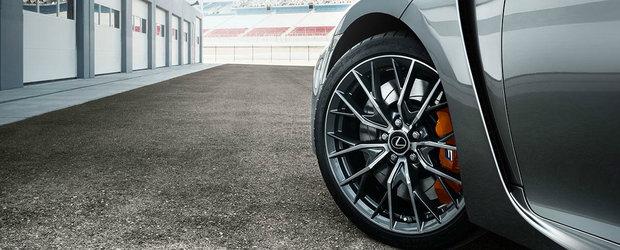 Dupa Avensis, inca un sedan asiatic se pregateste sa paraseasca Europa. Rivalizeaza cu Seria 5 si E-Class