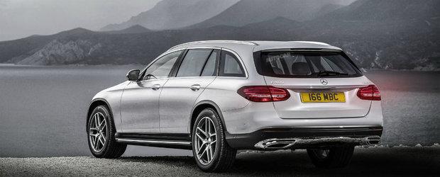 Dupa noul E-Class Estate, Mercedes-Benz va lansa anul acesta si o varianta All Terrain