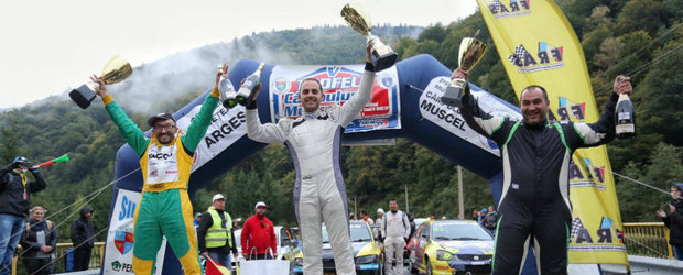 Dupa o cursa cu de toate, bulgarul Lyuben Kamenov a castigat Trofeul Campulung Muscel 2016
