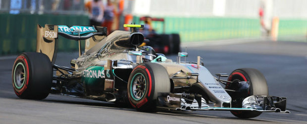 Dupa o cursa fara prea multa actiune, Nico Rosberg a castigat Marele Premiu al Europei