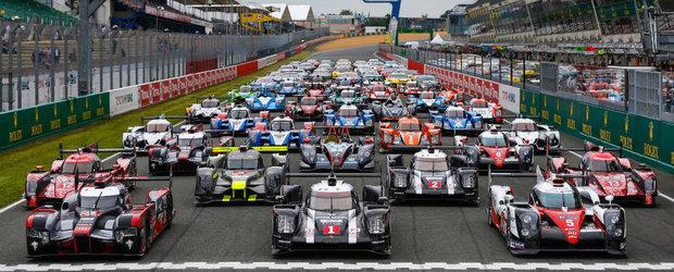Dupa o ploaie zdravana si doua sesiuni de calificari oprite, Porsche va lua startul de pe prima pozitia in cursa de 24 de ore de la Le Mans