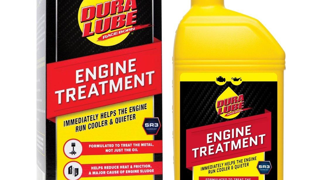DURA LUBE cu SR3 tratament pentru ulei motor