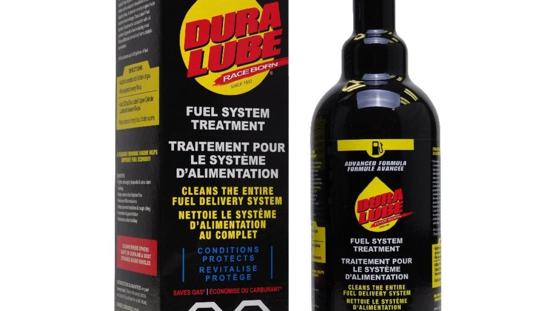 DURA LUBE - Tratament pentru sistemul de combustibil