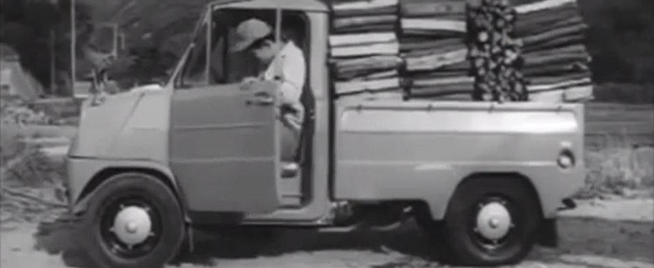 Dureaza doar cateva minute. Hai sa faci cunostinta cu prima masina din istoria Honda, o camioneta cu motor central