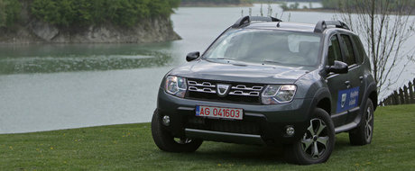 Duster EDC 4x2: Cat costa Dacia Duster cu transmisie automata in Romania