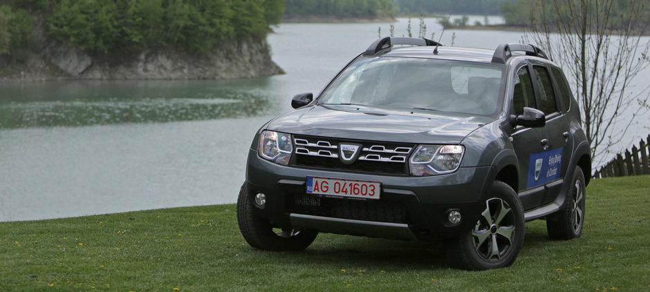 Duster EDC 4x2: Cat costa Dacia Duster cu transmisie automata in Romania