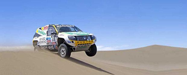 Duster va concura la Raliul Dakar 2013